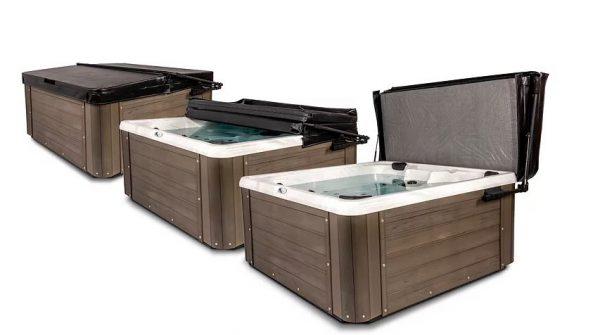 Levier hydraulique de spas